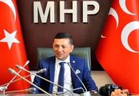 AHMET ERBAŞ - Milletvekili Ahmet Erbaş Açıklaması 'Kütahya'ya Sadece Engelliler İçin Bir Uygulama Oteli Yapalım'
