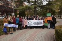 ENGELLİ ÖĞRENCİLER - Nene Hatun Parkı'na Öğrenci Eli Değdi