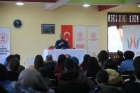 ALTıN PORTAKAL - Şair-Yazar Ali Ayçil Vanlı Okurlarıyla Buluştu