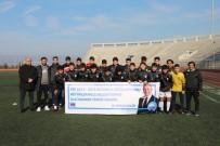 HASAN AKGÜN - Şampiyon Büyükçekmece Belediyespor