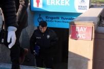 CAMİİ - Şehir Merkezindeki Tuvalette Kalp Krizi Geçirerek Hayatını Kaybetti