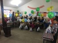MUSTAFA BULUT - Yedi Başak Derneği Üşüyen Yürekleri Isıtıyor