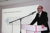 Ağrı'da 'Biyoteknoloji Ve Hayatın Sırları' Konulu Konferans