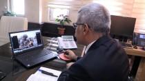 Ağrı Emniyet Müdürü Özen, AA'nın 'Yılın Fotoğrafları' Oylamasına Katıldı