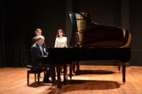PIYANIST - Anadolu Üniversitesinden 'Piyano Günleri'