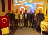 KAHRAMANMARAŞ SÜTÇÜ İMAM ÜNIVERSITESI - Avrupalı Türkler, Çin Zulmüne Dikkat Çekti