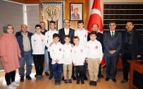 ROBOT - Başkan Altay, Dünya Robot Yarışmasına Katılacak Öğrencileri Tebrik Etti