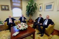 Başsavcı Şen'den Başkan Dündar'a İade-İ Ziyaret