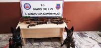 Bingöl'de Çok Sayıda Silah Ele Geçirildi