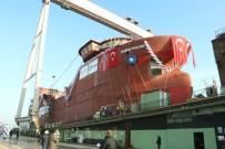 NORVEÇ - Canlı Balık Taşıma Gemisi Törenle Denize İndirildi