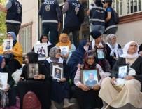 AVRUPA PARLAMENTOSU - Diyarbakır annelerinin evlat nöbeti 100. gününde