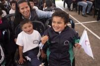 DÜNYA ENGELLILER GÜNÜ - Ekvator'un Tarihi Ve Kültürel Merkezi Cuenca'da Engelli Eğitim Merkezine Destek