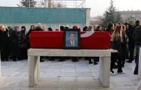 ANAVATAN PARTISI - Eski Milletvekili Şahin'in Cenaze Namazı Kocatepe Cami'nde Kılındı