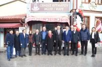 Eskişehir'de Aytmatov Müzesi Açıldı