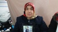 HALKLARIN DEMOKRATİK PARTİSİ - Evladına Kavuştu, Diğer Anneleri Yalnız Bırakmadı