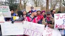 MİLLİ GÖRÜŞ - Hollanda'da Arakanlı Müslümanlardan Suu Çii'ye Tepki