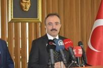 İSMAIL ÇATAKLı - İçişleri Bakanı Yardımcısı Çataklı'dan Depremzedeler İçin Çıkarılacak Kanunla İlgili Açıklama