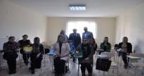 KORDON - İlçe Milli Eğitim Müdürü Demir'den Halk Eğitim Merkezi Ek Binasına Ziyaret