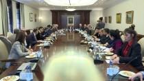HUKUK DEVLETİ - 'İş Sağlığı Ve Güvenliği Teşkilatlanması' Çalıştayda Ele Alındı