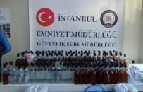 SAHTE İÇKİ - İstanbul'da Sahte İçki Operasyonu