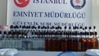 SAHTE İÇKİ - İstanbul'da Yılbaşı Öncesi Büyük Operasyon