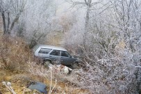 Kastamonu'da Yoğun Sis Kazaları Beraberinde Getirdi Açıklaması 2 Yaralı