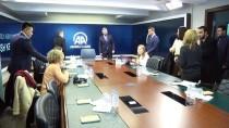BAĞIMSIZLIK GÜNÜ - Kazakistan Basın Heyeti AA'yı Ziyaret Etti