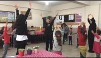 Köy Okulu Öğrencileri Zumba İle Buluştu