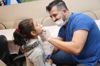 Küçükçekmece Belediyesi'nden Öğrencilere Ücretsiz Diş Taraması