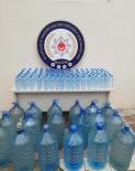 SAHTE İÇKİ - Malatya'da Bin Litre Sahte İçki Ele Geçirildi