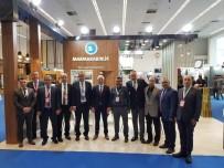 FUAT OKTAY - Marmarabirlik Kooperatifçilik Fuarında