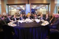 ORHAN TOPRAK - Medaş 10. Yılını Kutladı
