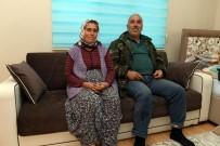 MEHMET CAN - Mersin Büyükşehir'den Çadırı Yanan Aileye Destek