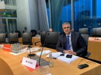 TÜRK TARIH KURUMU - MHP Genel Başkan Yardımcısı Prof. Dr. Aydın, 'Bizi Biz Yapan Tarihimiz Ve Kahraman Ecdadımızdır'