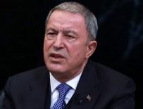 FÜZE SAVUNMA SİSTEMİ - Milli Savunma Bakanı Akar: 'S-400'den vazgeçmek söz konusu değil'