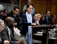 SAVAŞ SUÇU - Myanmar Lideri Suu Kyi, Soykırım İddialarını Reddetti