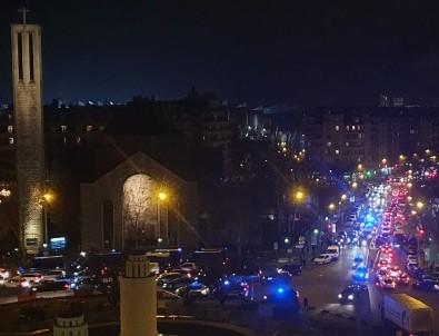 Paris'te Galatasaray taraftarına saldırı!