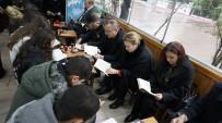 ALİ FUAT ATİK - Siirt'te Hayat Durdu, Herkes 20 Dakika Kitap Okudu
