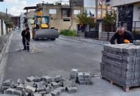 FEVZIPAŞA - Söke Belediyesi'nin Yol Yapım Çalışmaları Devam Ediyor