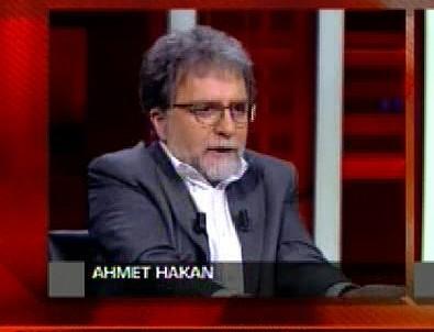 Talat Atilla ile Ahmet Hakan arasında gergin anlar