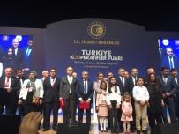 FUAT OKTAY - Türkiye Kooperatifler Fuarı'nda Adana Stantına Yoğun İlgi