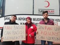 Üniversite Öğrencilerinden Kan Bağışına Yoğun Katılım