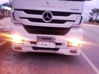 Uyanık Tır Şoförü Cezadan Kaçamadı