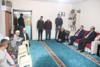 CAMİİ - Vali Akbıyık'tan Kur'an-I Kerim Öğrenen İşitme Engellilere Ziyaret