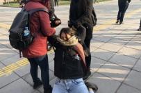 BAŞSAVCıLıK - Veteriner Hekime Cinsel İstismar Davası Öncesi Ankara Adliyesi Karıştı Açıklaması 4 Gözaltı