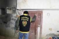 ŞAFAK VAKTI - Adana Polisinden Şafak Vakti 52 Firariye Operasyon