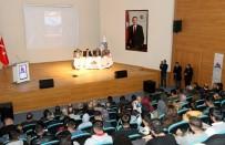 AİÇÜ'de 'Ağrı'da Ağrı Dağını Konuşuyoruz' Paneli Düzenlendi