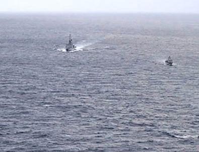Akdeniz'de dikkat çeken hareketlenme!