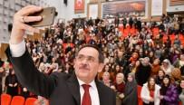ONDOKUZ MAYıS ÜNIVERSITESI - Başkan Demir'den Üniversite Öğrencilerine Açıklaması 'Kendinizi İyi Yetiştirin'
