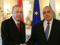 BRÜKSEL - Bulgaristan'dan Türkiye açıklaması